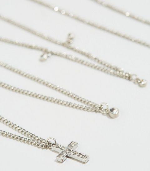 96c7f35eb066b Necklaces | Chains, Long Necklaces & Pendant Necklaces | New Look