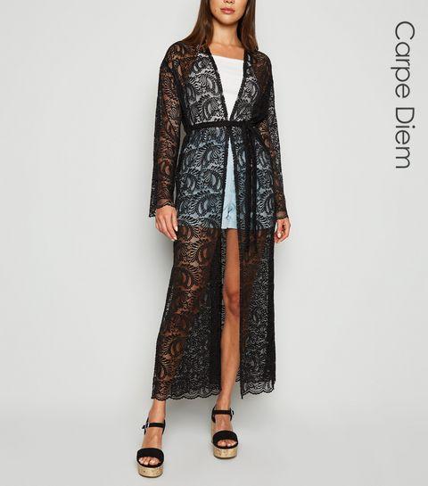 09f583307a63c5 Women's Black Jumpers & Cardigans   Black Knitwear   New Look