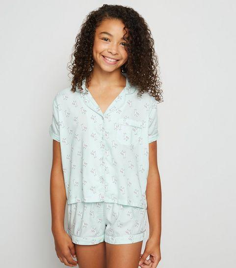 Girls' Nightwear   Girls' Pyjamas & Onesies   New Look