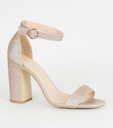 a69cc33d266 Women's Heeled Sandals | Block Heel & Strappy Sandals | New Look