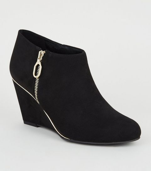 9b510a8ec697a Black Boots for Women | Black Ankle Boots & Heeled Boots | New Look