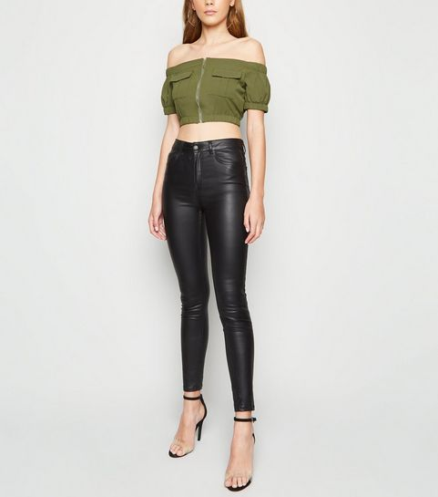 d52377ec7ae Women's Bardot Tops | Off the Shoulder Tops | New Look