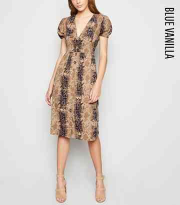 5d2a9c83effd Blue Vanilla Clothing | Blue Vanilla Dresses & Tops | New Look