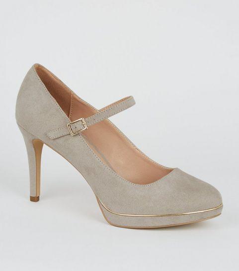 pas cher pour réduction fda45 2cac1 Escarpins Femme | Chaussures à talons hauts en daim & cuir ...