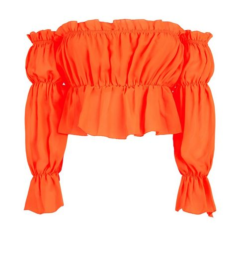 f498525fb57 Bardot Tops | Off The Shoulder Tops | New Look