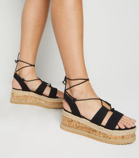 0e99ab7303c Women's Espadrilles | Espadrille Wedges & Sandals | New Look