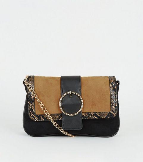 88f3c1effd9 Women's Cross Body Bags | Satchel & Chain Bags | New Look