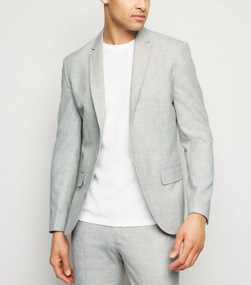 New Look Mens Suit Jacket