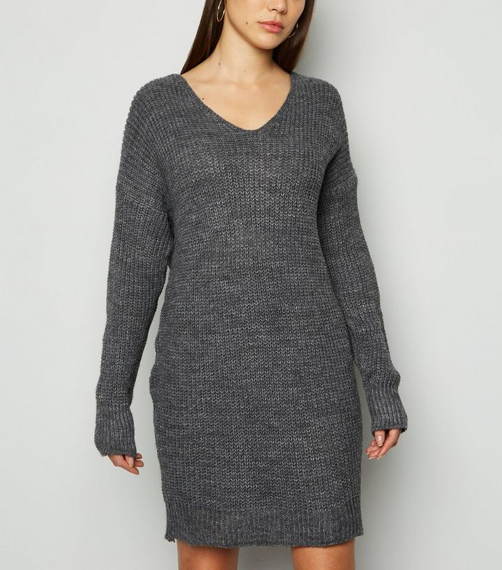 New look womens jumper dress