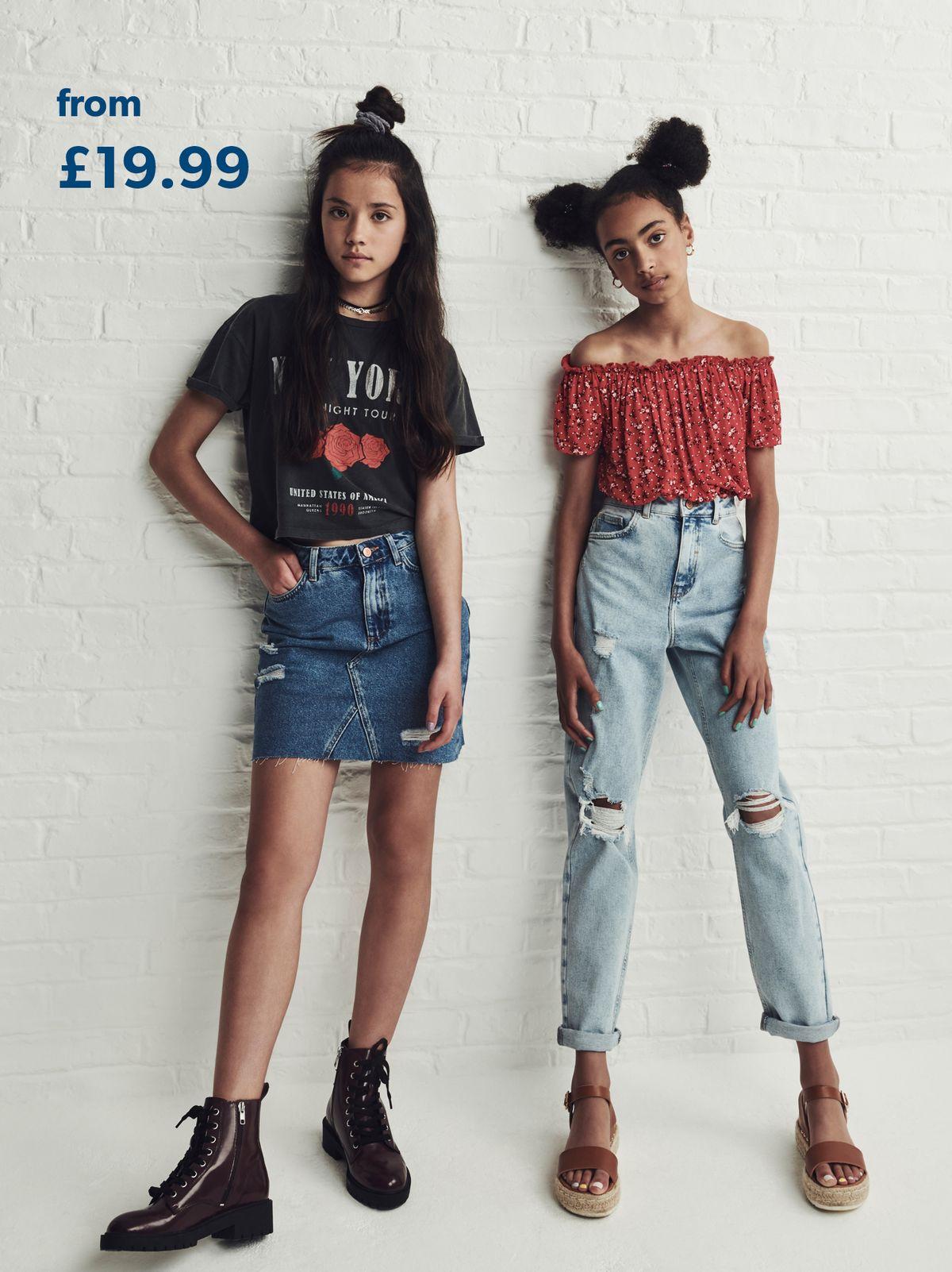 7c9fb13ea2e4b Girls' Clothes   Teen Girls' Clothing Online   New Look