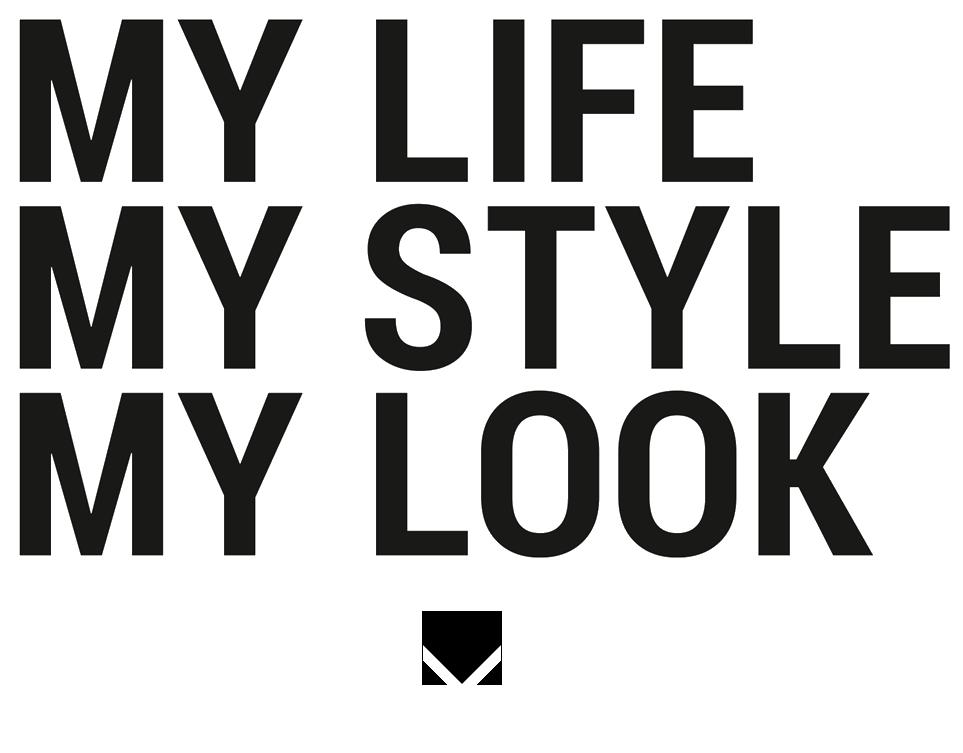my life my style my look new look row