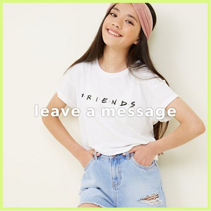 Girls Clothes Teen Girls Clothing Online New Look